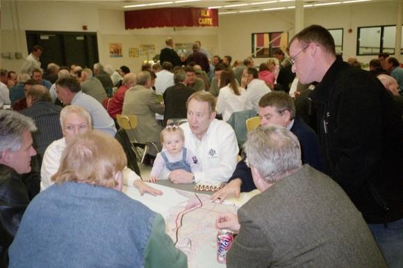 Participant's at an Envision Utah workshop(Credit: Envision Utah)